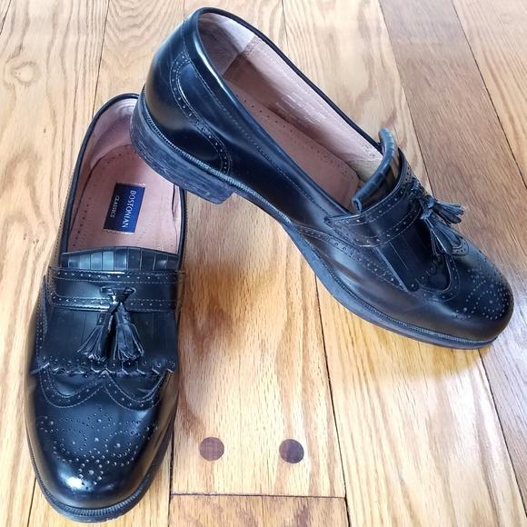 Bostonian Shoes | Classics Leather Slip